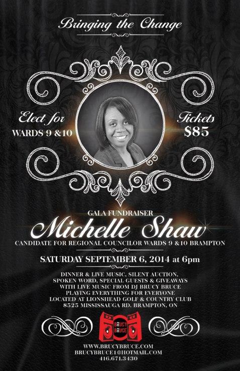 Michelle Shaw Gala Fundraiser